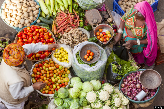 india vegetables
