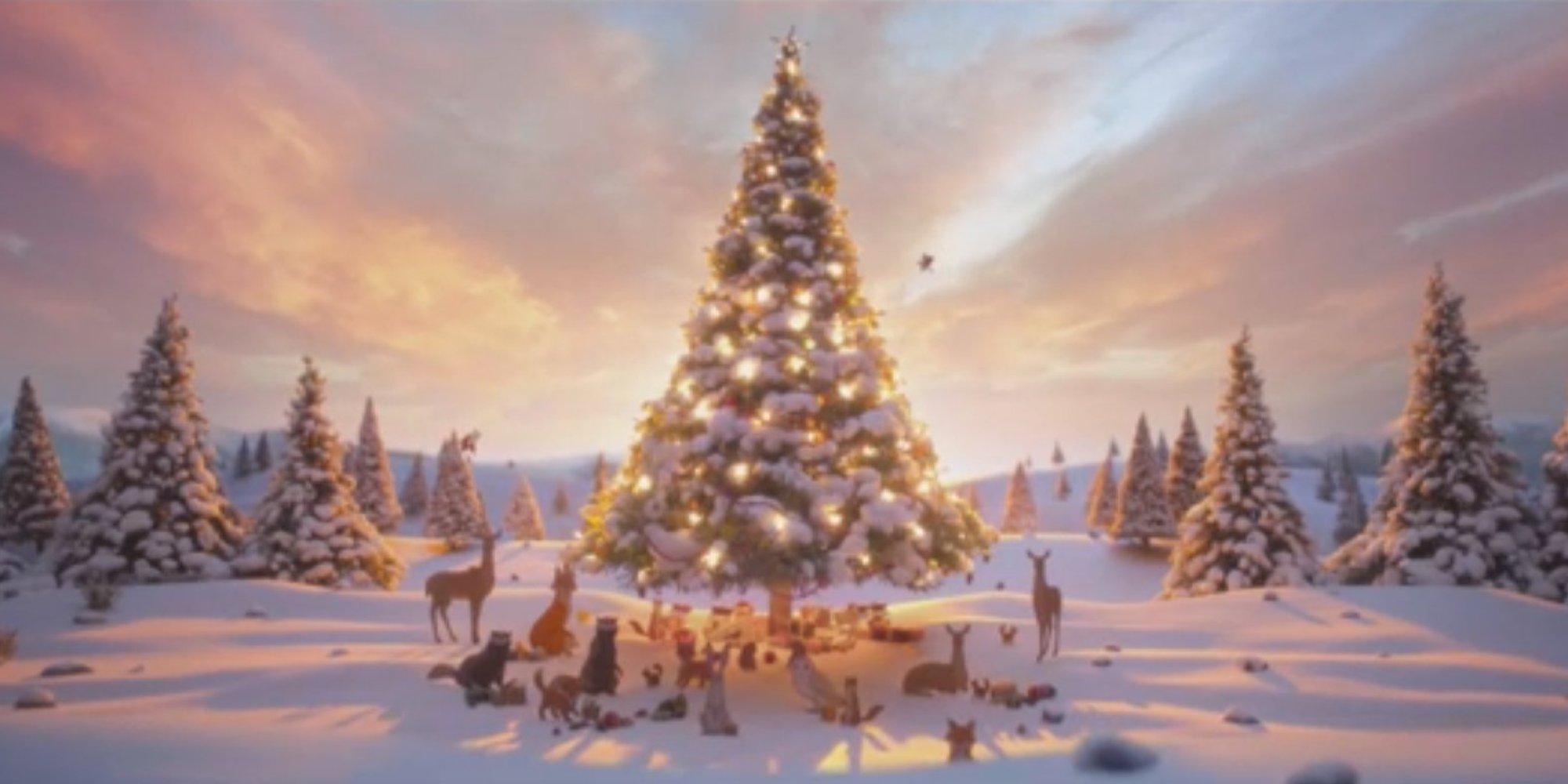 john lewis christmas adverts music