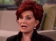 Sharon Osbourne Apologizes For 'View' Comments (VIDEO)
