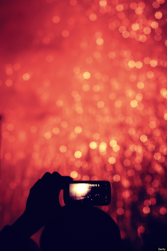 iphone firework