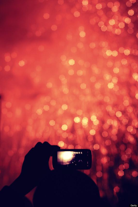 iphone firework