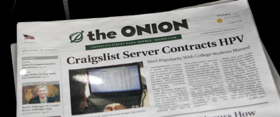 THE ONION PAPER