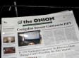 Onion Ending Print Run In All Remaining Cities, Will Exist Entirely Online
