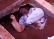 Man Buried Alive In Brazil Rises From Grave, Gives Mourner Quite The Scare (VIDEO)