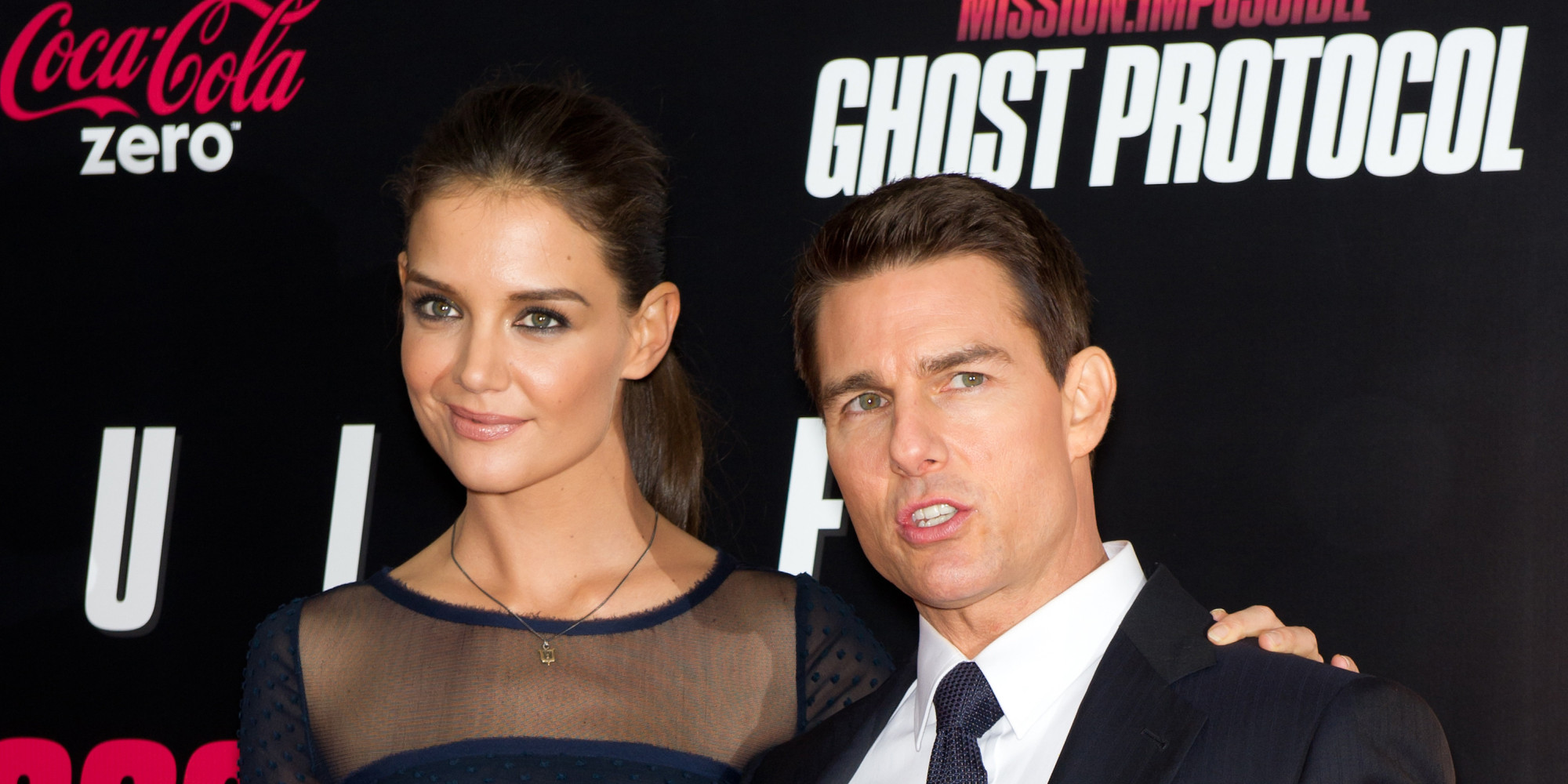 Tom Cruise Admits Katie Holmes Divorced Him To Protect Suri From Scientology   The Huffington Post The Huffington Post