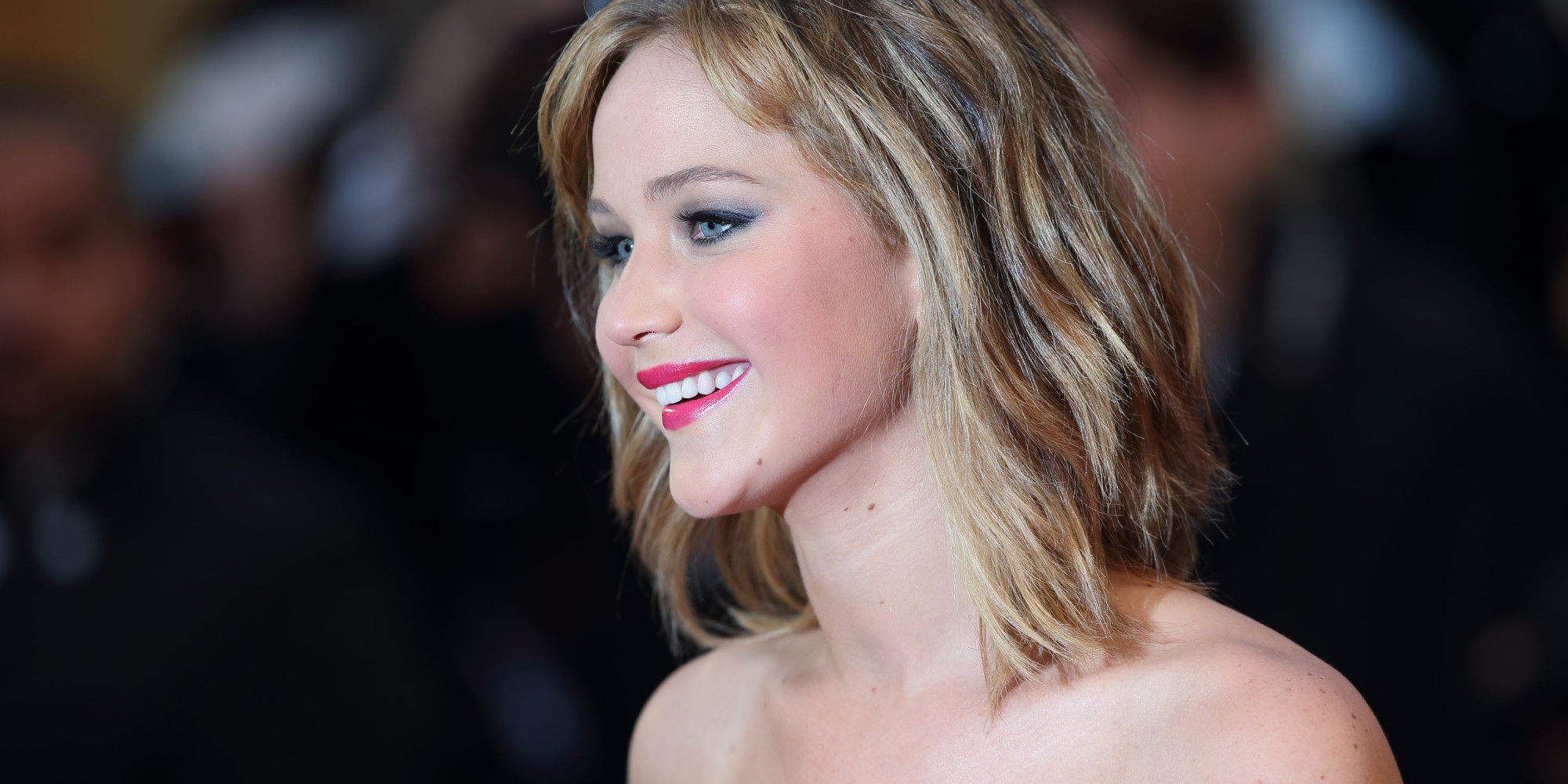 Jennifer Lawrence Reminds Jennifer Lawrence