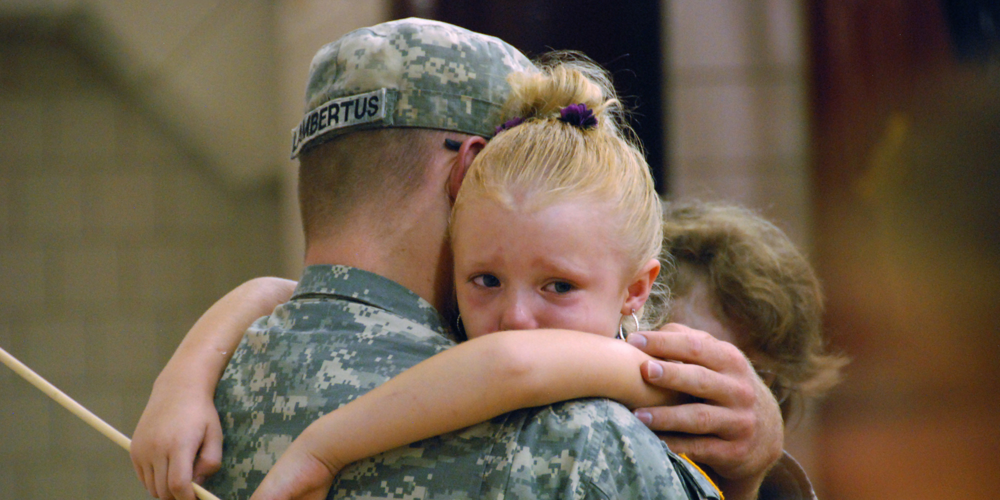 Co-Parenting Across The Globe Led This Divorced Military ...