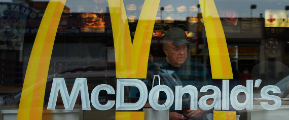 MCDONALDS NEW YORK