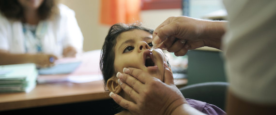 UN POLIO MIDDLE EAST