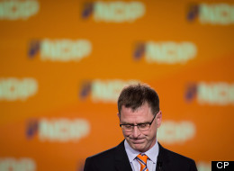 How Did The B.C. NDP Fall So Hard?