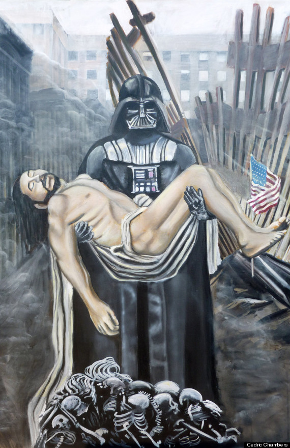 darth vader jesus
