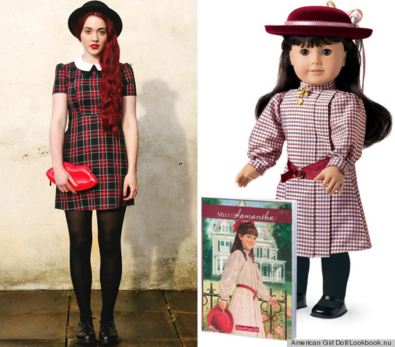 What Your Childhood American Girl Doll Says About Your Style Now ...