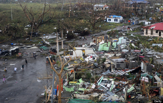 Philippines Super Typhoon Haiyan: 'Bodies' Lying In Streets After ...