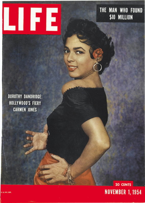 Dorothy Dandridge's 'Carmen Jones' Style Is Still ...