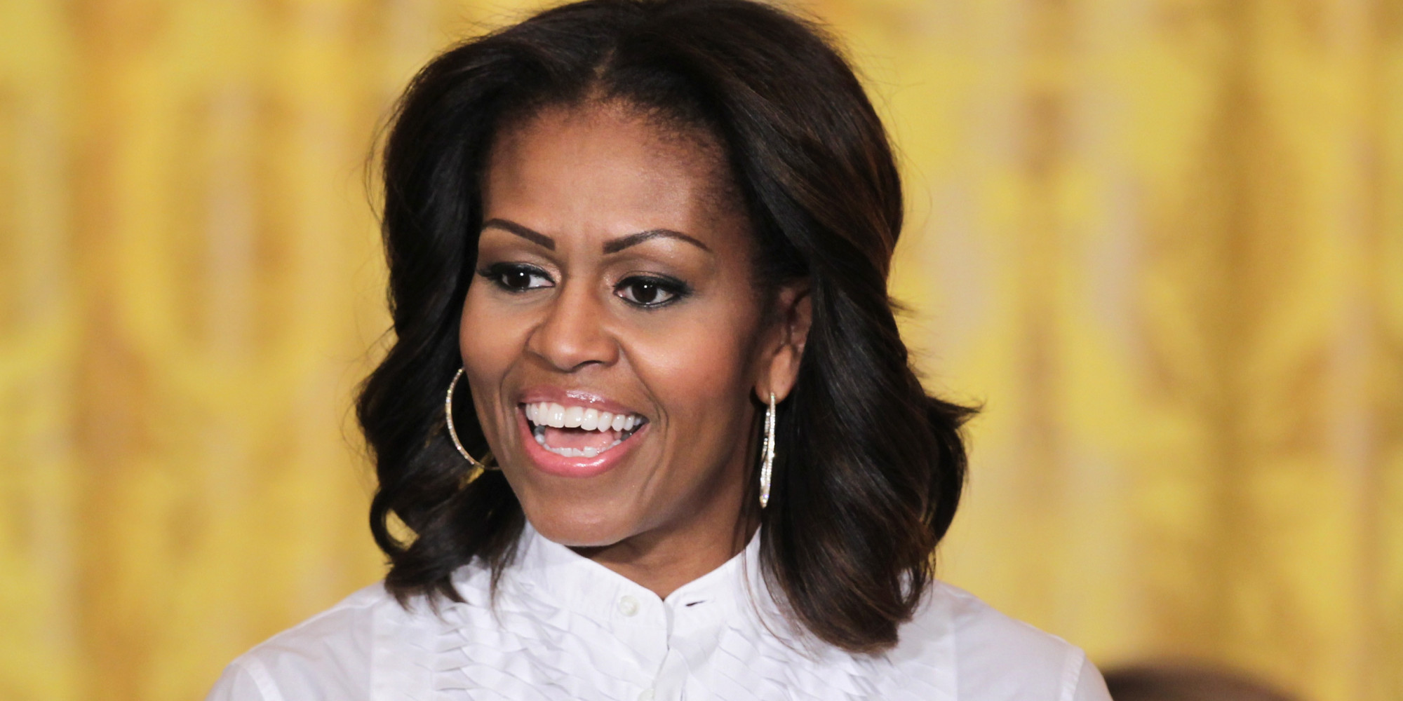 michelle obama hangs with hollywood stars during white