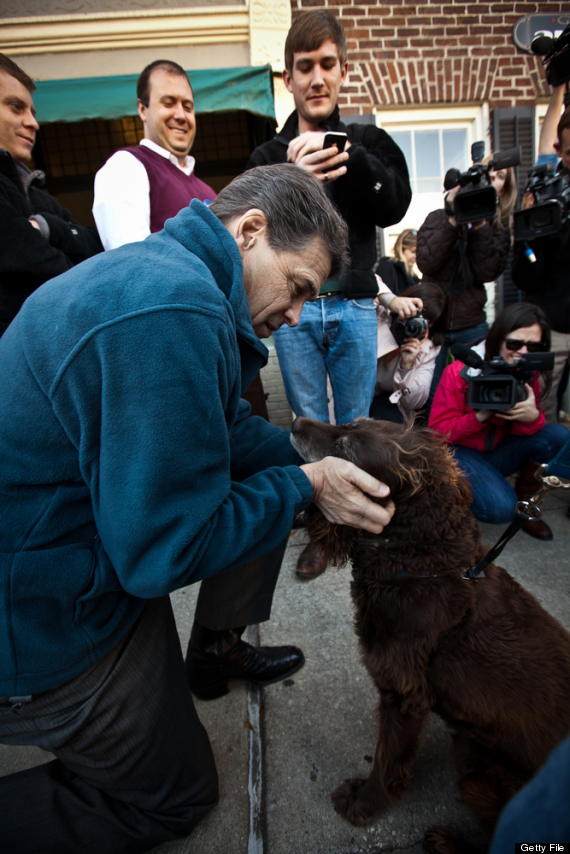 rick perry dogs