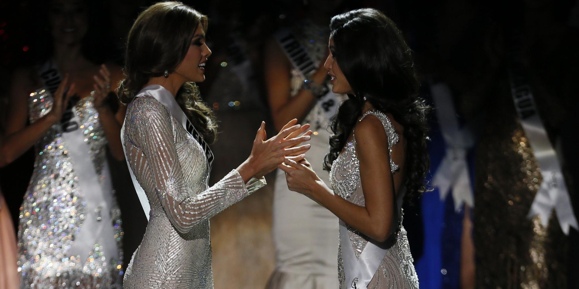 Miss Universo 2013: el blooper de Gabriela Isler cuando ...