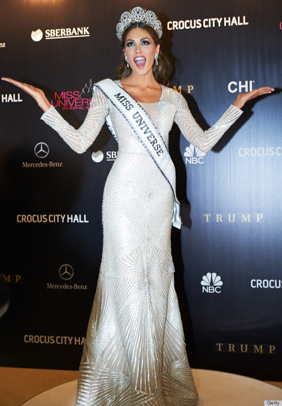 Miss Universe 2014 Winner Name Miss universe