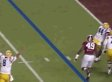 LSU's Zach Mettenberger Celebrated A Bit Early So CBS's Gary Danielson Implied He Was An Ass (GIFs)