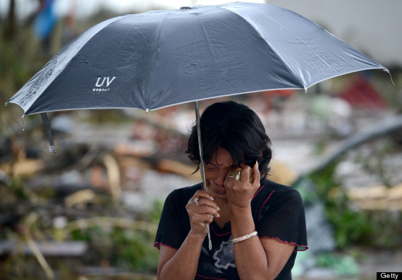 Philippines: way more than 10,000 dead - bodies piled in