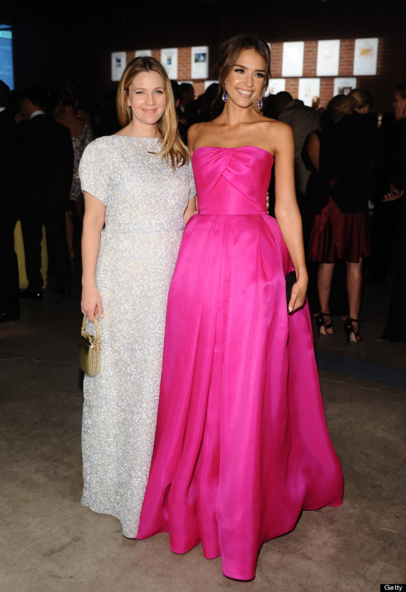 Drew Barrymore Baby Bump 2013 Images & Pictures - Becuo Drew Barrymore Daughters