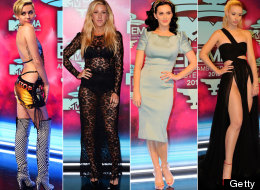 MTV EMAs: Best And Worst Dressed - You Decide! (VOTE)