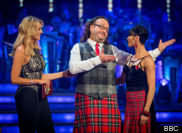 Dancing Dave Leaves 'Strictly'