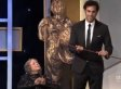 Sacha Baron Cohen Accepts Hollywood Award, Shocks Entire Audience (VIDEO)