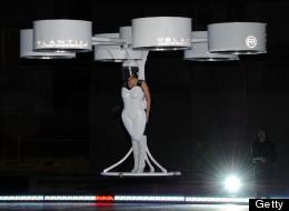 Is It A Bird? Is It A Plane? No, It's Lady Gaga