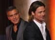 George Clooney Covers Esquire Magazine, Talks Leonardo DiCaprio, Russell Crowe And Brad Pitt
