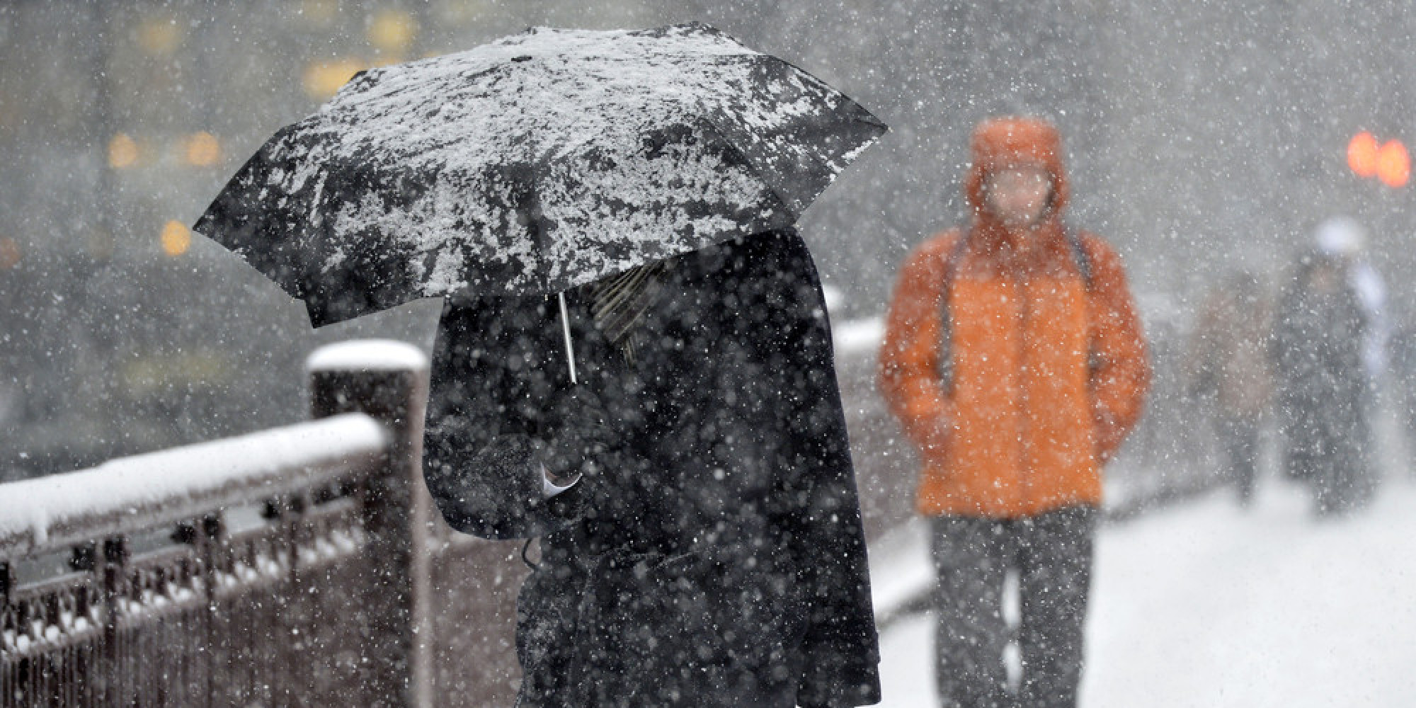 Snow In Chicago 2013: First Accumulating Snow Of The Season Falls Monday [UPDATES] | HuffPost
