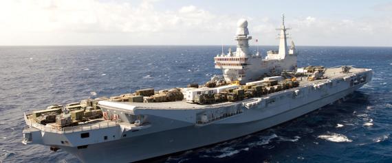 Sel denuncia la marina militare porta le eccellenze - Cavour portaerei ...