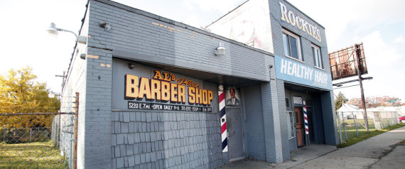detroit barbershop shooting