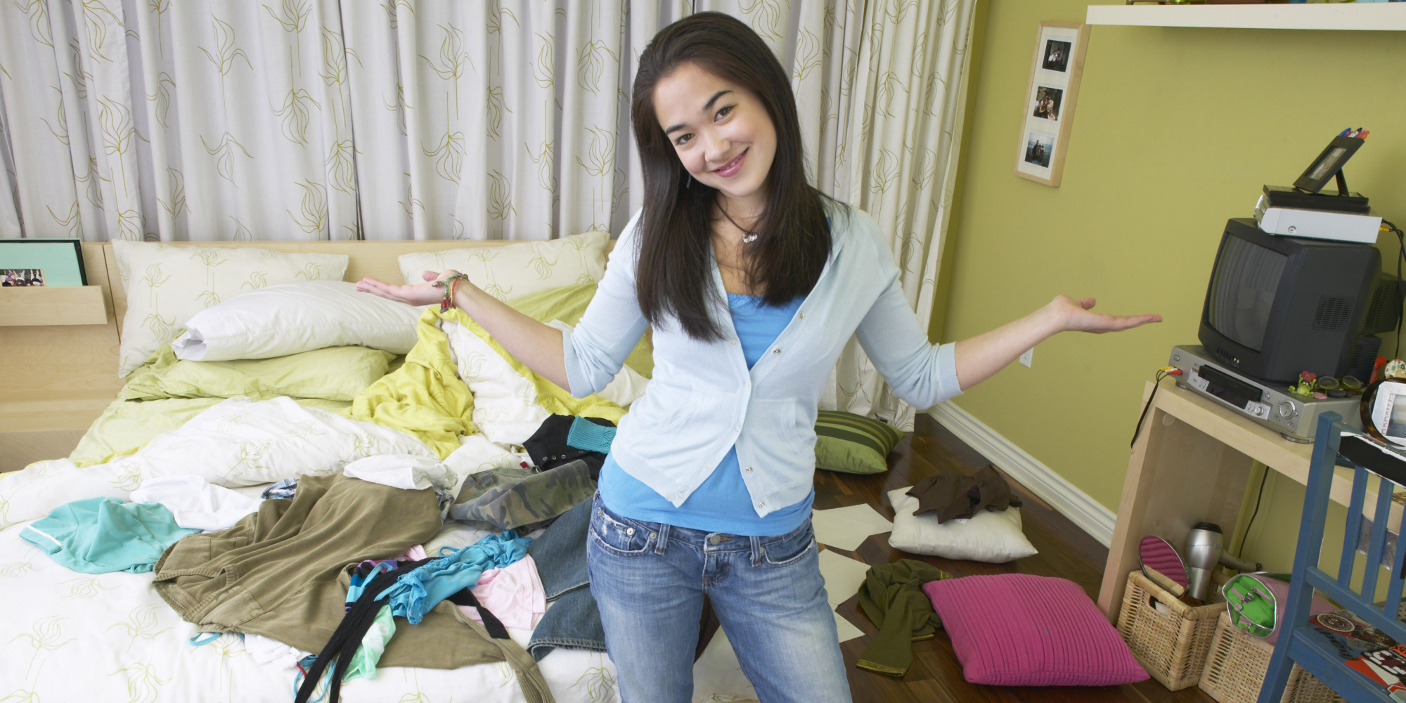 Why My Daughter 39 S Messy Room Says More About Me Than It