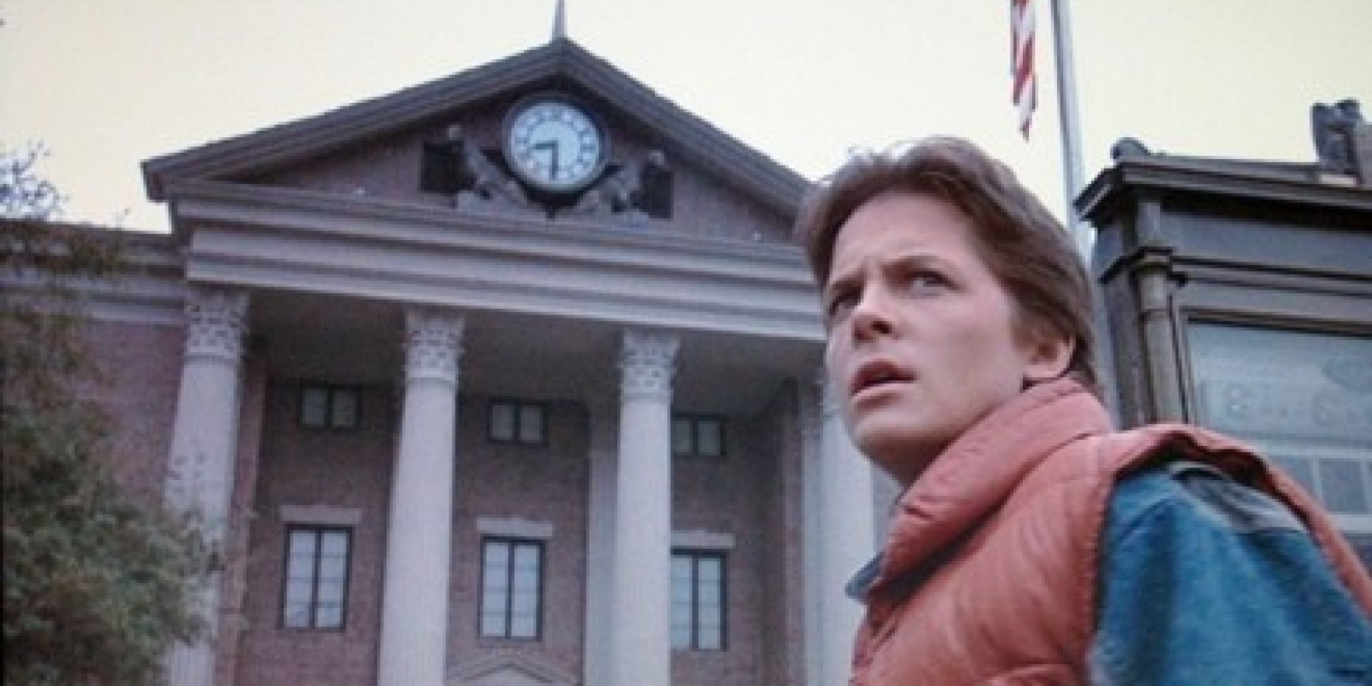 The Surprising History Of The 'Back To The Future' Clock Tower ...