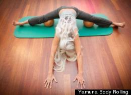 We Tried It: Yamuna® Body Rolling