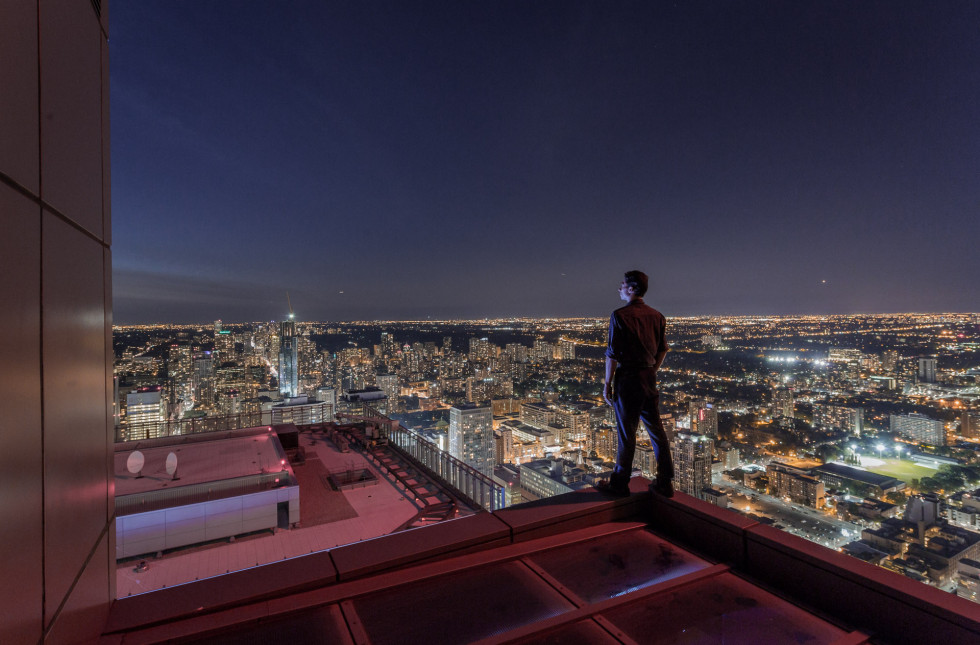 rooftopping