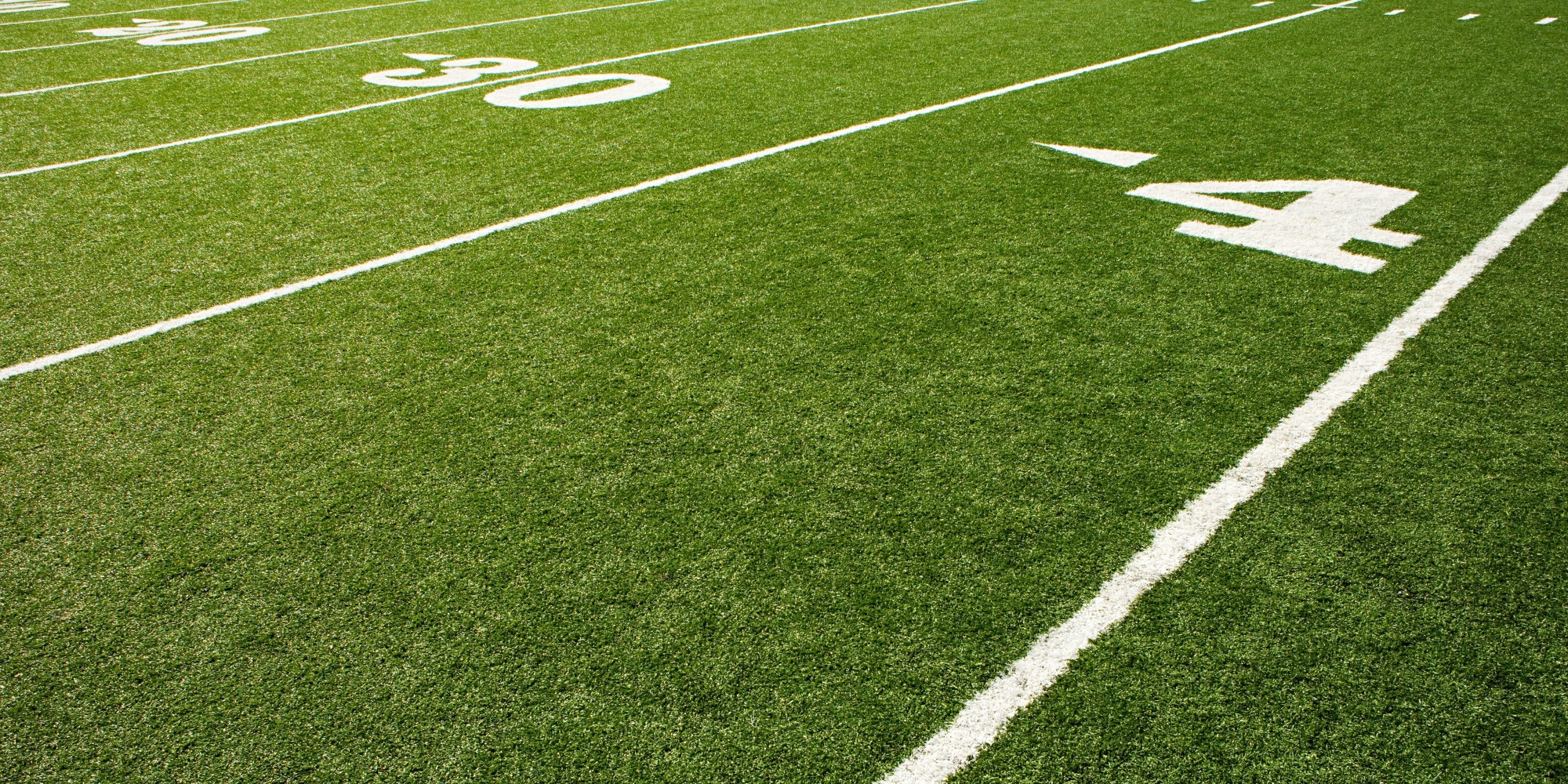 American Football Field Backgrounds: Calgary Football Team 1st In Canada With High-Tech Helmets