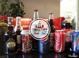 Blind Taste Test: Ranking 9 Classic Colas, From Mexican Coke To Zevia