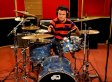 Cornel Hrisca-Munn, Drummer With No Forearms, Covers The Foo Fighters And Rocks Out (VIDEO)