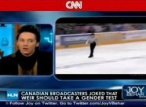 Johnny Weir Too Gay