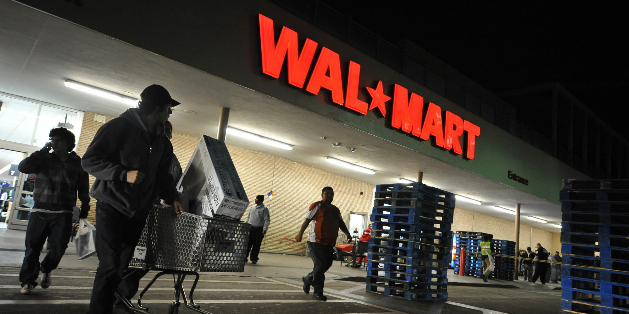 Walmart To Kick Off Black Friday At 6 P M On Thanksgiving
