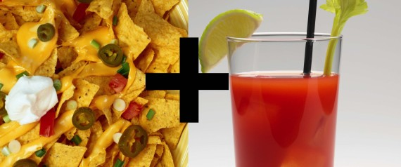 NACHO COCKTAIL