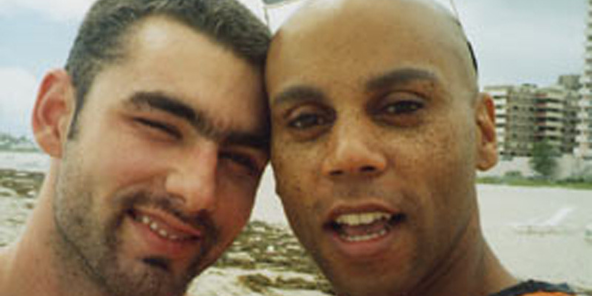 RuPaul and George LeBar
