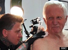 Unlikely Tattoos: David Dimbleby Has A Scorpion, What Did Churchill & Orwell Have?