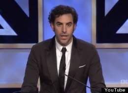 WATCH: That Sacha Baron Cohen Awards Prank - Part Two