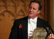 David Cameron Says Austerity And 'Leaner State' Should Be 'Permanent'