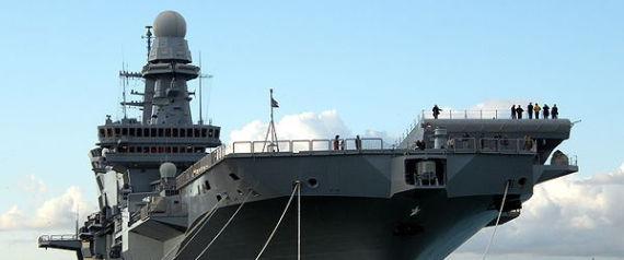 Portaerei cavour odg m5s la camera voti lo stop della - Cavour portaerei ...