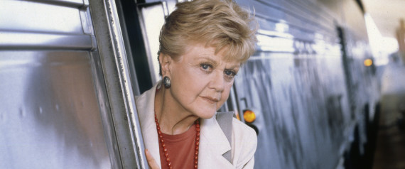 MURDER SHE WROTE ANGELA LANSBURY