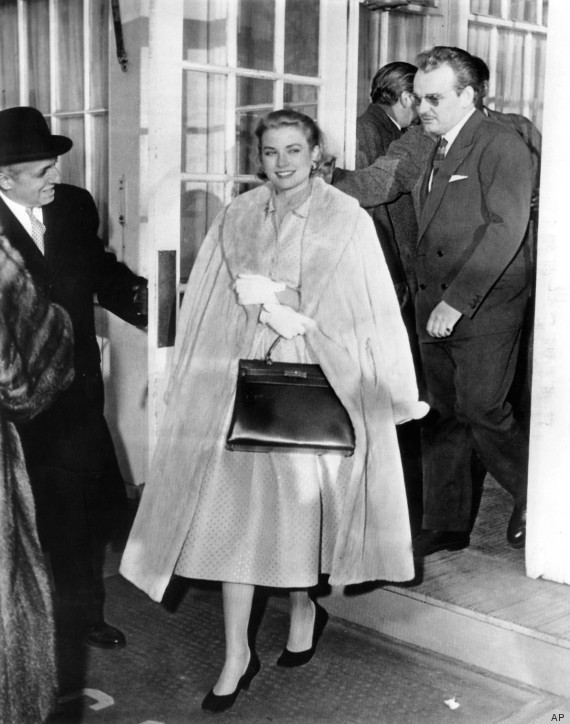 Grace Kelly S Bag Is So Iconic It Got Its Own Name Huffpost